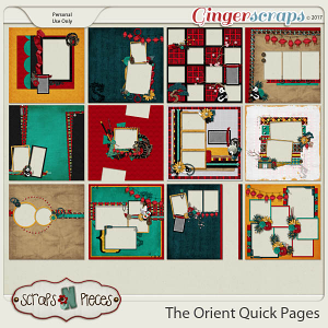 The Orient Quick Pages