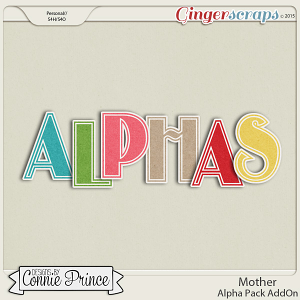 Mother - Alpha Pack AddOn