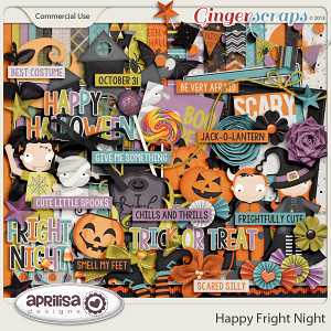 Happy Fright Night - Kit