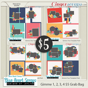 Gimme 1, 2, 3, 4 $5 Grab Bag