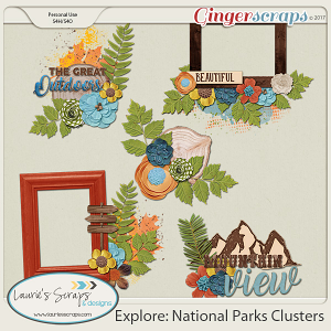Explore: National Parks Clusters