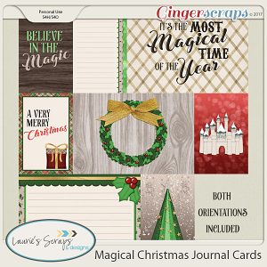 Magical Christmas Cards