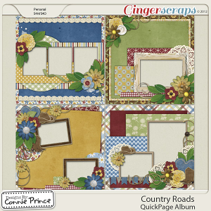 Retiring Soon - Country Roads - QuickPage Album