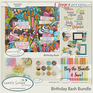 Birthday Bash Bundle