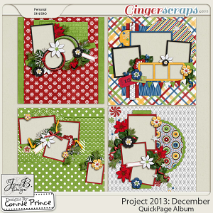 Project 2013:  December - QuickPages