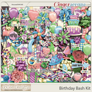Birthday Bash Digital Kit