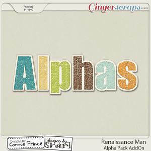 Renaissance Man - Alpha Pack AddOn