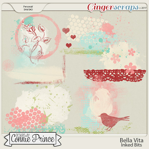 Bella Vita- Inked Bits