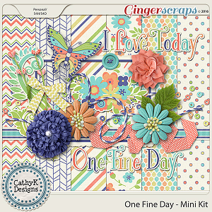 One Fine Day - Mini Kit