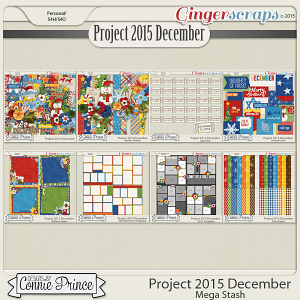Project 2015 December - Mega Stash