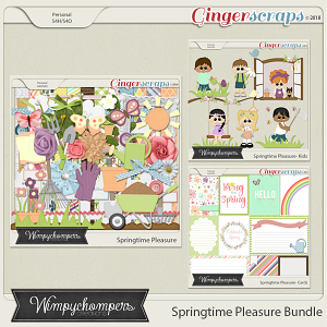 Springtime Pleasure Bundle