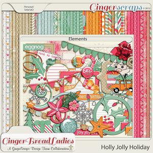 Holly Jolly Holiday {collab}