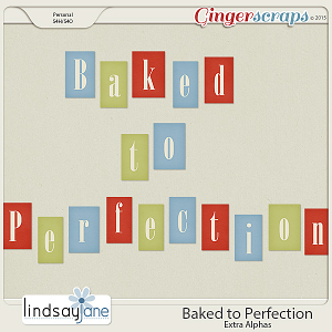 Baked to Perfection Extra Alphas by Lindsay Jane