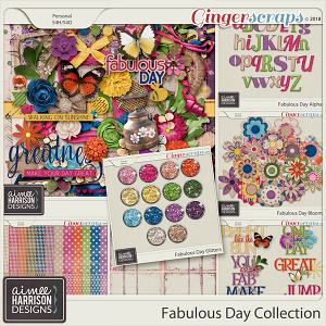 A Fabulous Day Collection by Aimee Harrison