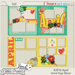 #2016 April - Quick Pages