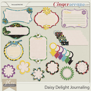 Daisy Delight Journaling