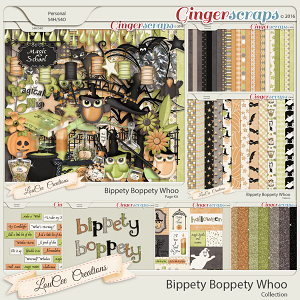 Bippety Boppity Whoo Collection
