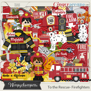 To the Rescue- Firefighters