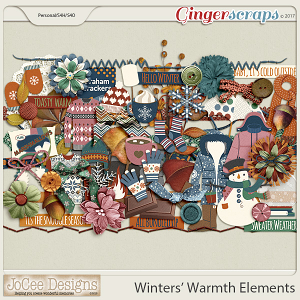 Winters' Warmth Elements