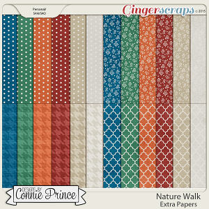 Nature Walk - Extra Papers