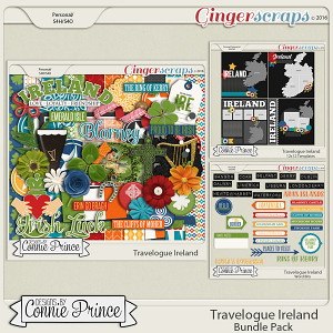 Travelogue Ireland - Bundle Pack