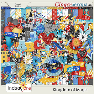 Kingdom of Magic by Lindsay Jane