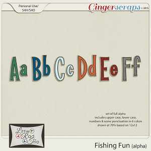 Fishing Fun {alpha} by Little Rad Trio