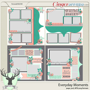 Everyday Moments Templates