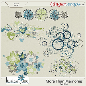 More Than Memories Scatterz by Lindsay Jane