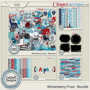 Winterberry Frost - Bundle