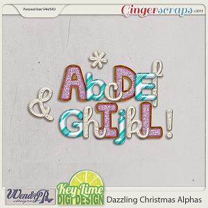 Dazzling Christmas Alphas