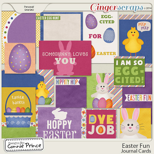 Retiring Soon - Easter Fun - Journal Cards
