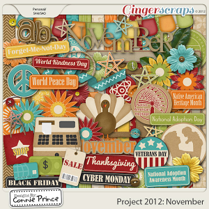 Retiring Soon - Project 2012:  November- Kit