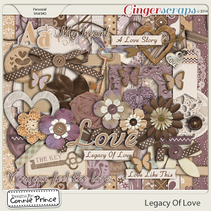 Legacy Of Love - Kit