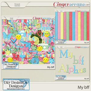 My bff {Bundle Collection} by Day Dreams 'n Designs