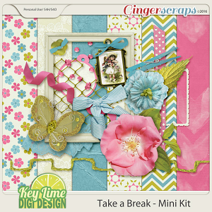 Take a Break - Mini Kit