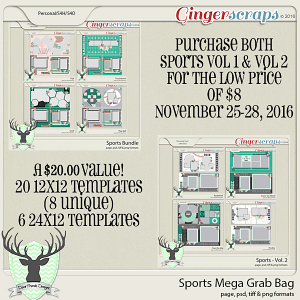 Sports Mega Grab Bag