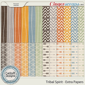 Tribal Spirit - Extra Papers