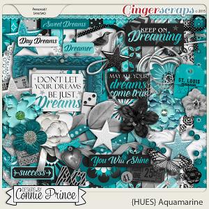 {HUES} Aquamarine - Kit