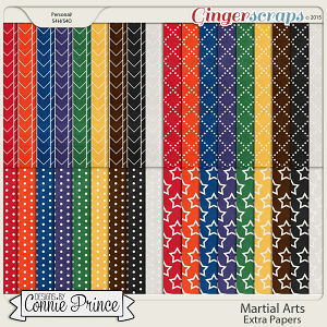 Martial Arts - Extra Papers