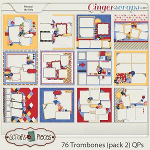 76 Trombones Quick Pages Pack 2