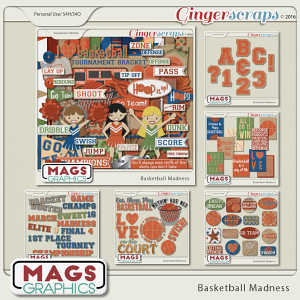 Basketball Madness BUNDLE