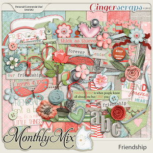 Monthly Mix: Friendship