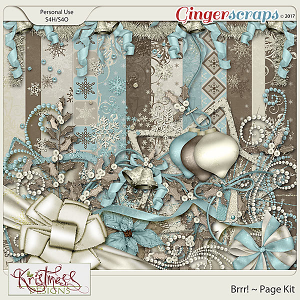 Brrr! Page Kit