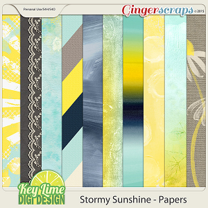 Stormy Sunshine Papers