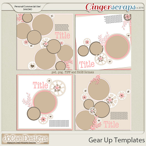 Gear Up Templates