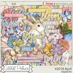 #2018 April - Kit by Connie Prince