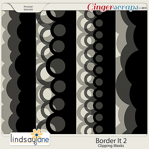 Border It 2 by Lindsay Jane