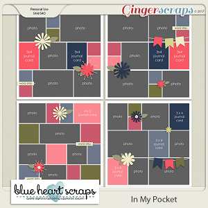 In My Pocket Template Pack