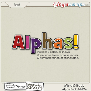 Mind & Body - Alpha Pack AddOn